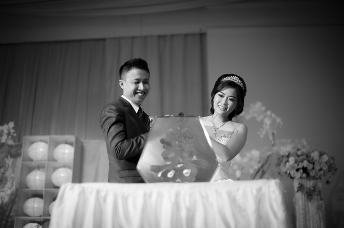 THE WEDDING OF SATRIA & JULIANA by Panda Wedding Organizer - 010