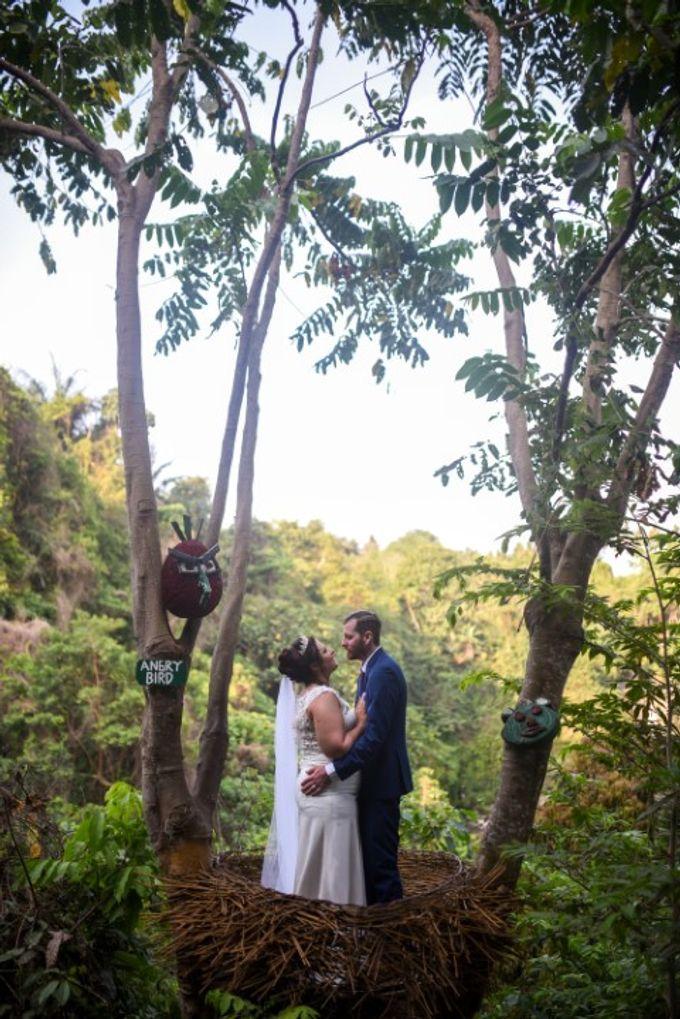 Alicia & Shannon Wedding by Bali Brides Wedding Planner - 007