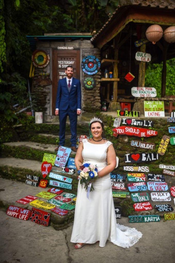Alicia & Shannon Wedding by Bali Brides Wedding Planner - 009