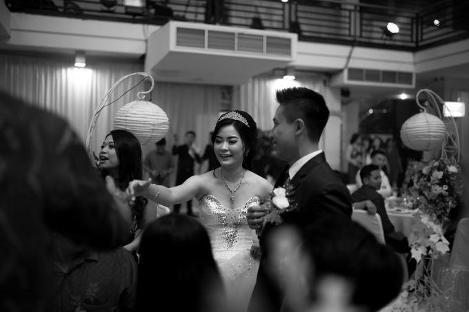 THE WEDDING OF SATRIA & JULIANA by Panda Wedding Organizer - 011