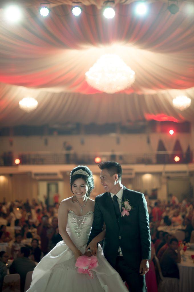 THE WEDDING OF SATRIA & JULIANA by Panda Wedding Organizer - 012