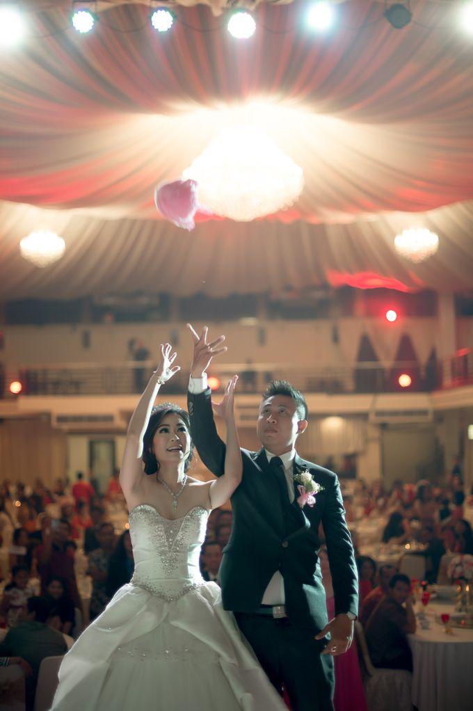 THE WEDDING OF SATRIA & JULIANA by Panda Wedding Organizer - 013