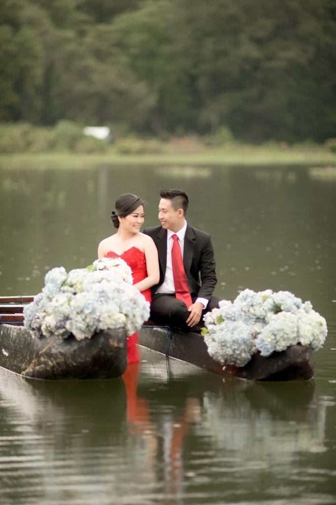 THE WEDDING OF SATRIA & JULIANA by Panda Wedding Organizer - 006