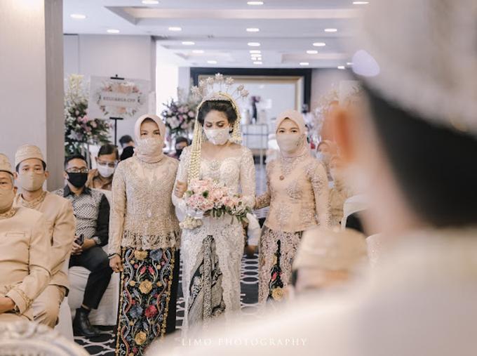 Premium Intimate Wedding at Astorn Priority Hotel Jakarta by Bright Wedding Jakarta - 002