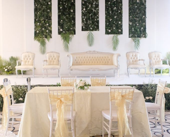 Premium Intimate Wedding at Astorn Priority Hotel Jakarta by Bright Wedding Jakarta - 003