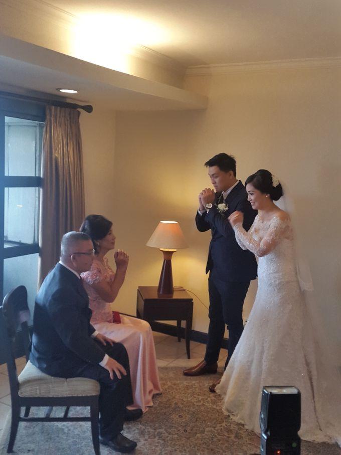 The Wedding Denny Oswaldo & Lusiana Tanudjaja by Red Hat Organizer - 017