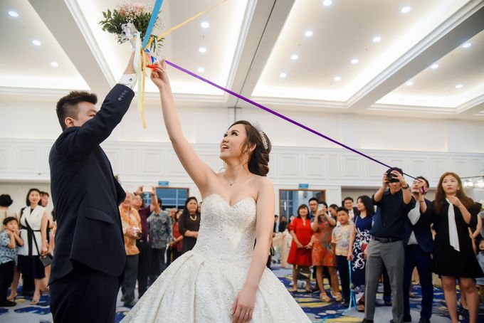 Compilation of Hand-Bouquet Toss Event by  Menara Mandiri by IKK Wedding (ex. Plaza Bapindo) - 003