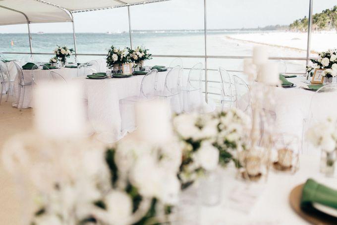 Amanda & Scottie Destination Wedding Punta Cana by Jennifer C  Wedding & Event Agency - 014