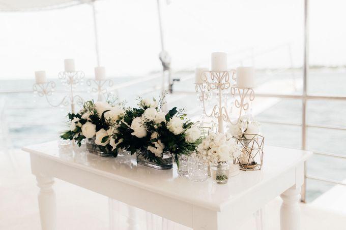 Amanda & Scottie Destination Wedding Punta Cana by Jennifer C  Wedding & Event Agency - 017