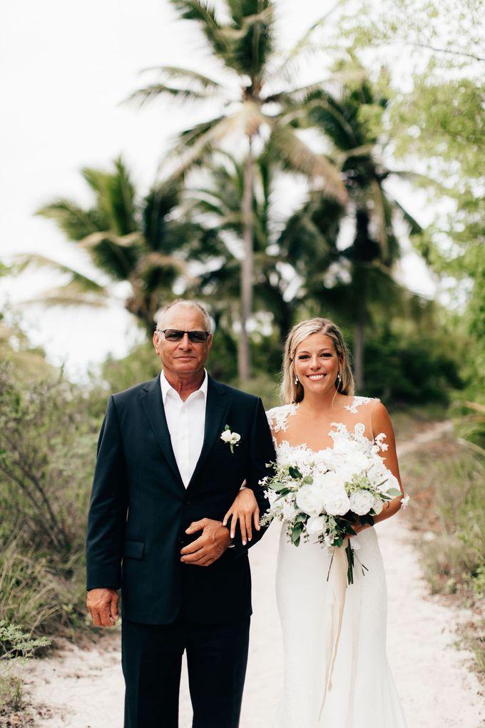 Amanda & Scottie Destination Wedding Punta Cana by Jennifer C  Wedding & Event Agency - 018