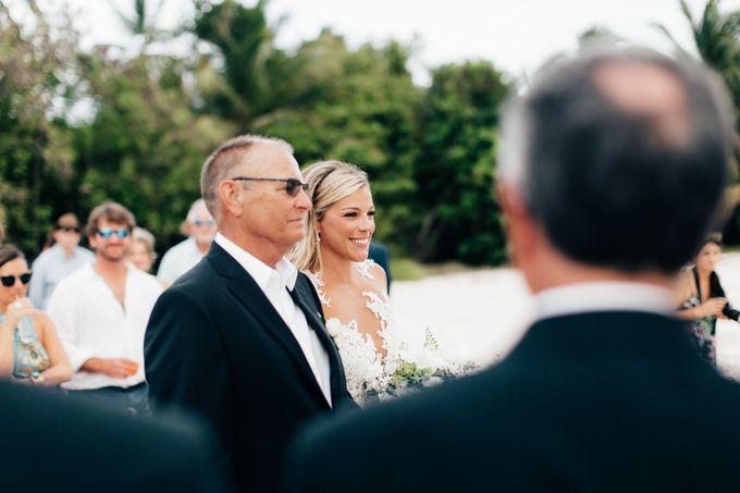 Amanda & Scottie Destination Wedding Punta Cana by Jennifer C  Wedding & Event Agency - 019
