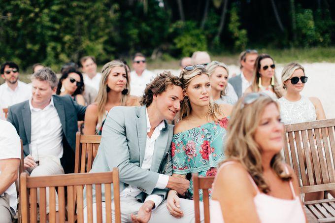Amanda & Scottie Destination Wedding Punta Cana by Jennifer C  Wedding & Event Agency - 020