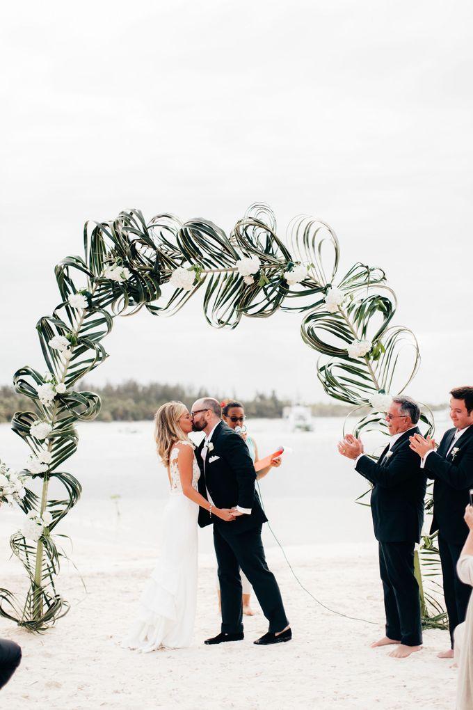 Amanda & Scottie Destination Wedding Punta Cana by Jennifer C  Wedding & Event Agency - 022