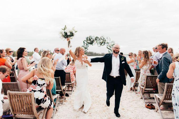 Amanda & Scottie Destination Wedding Punta Cana by Jennifer C  Wedding & Event Agency - 023