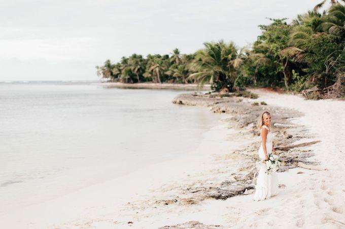 Amanda & Scottie Destination Wedding Punta Cana by Jennifer C  Wedding & Event Agency - 026