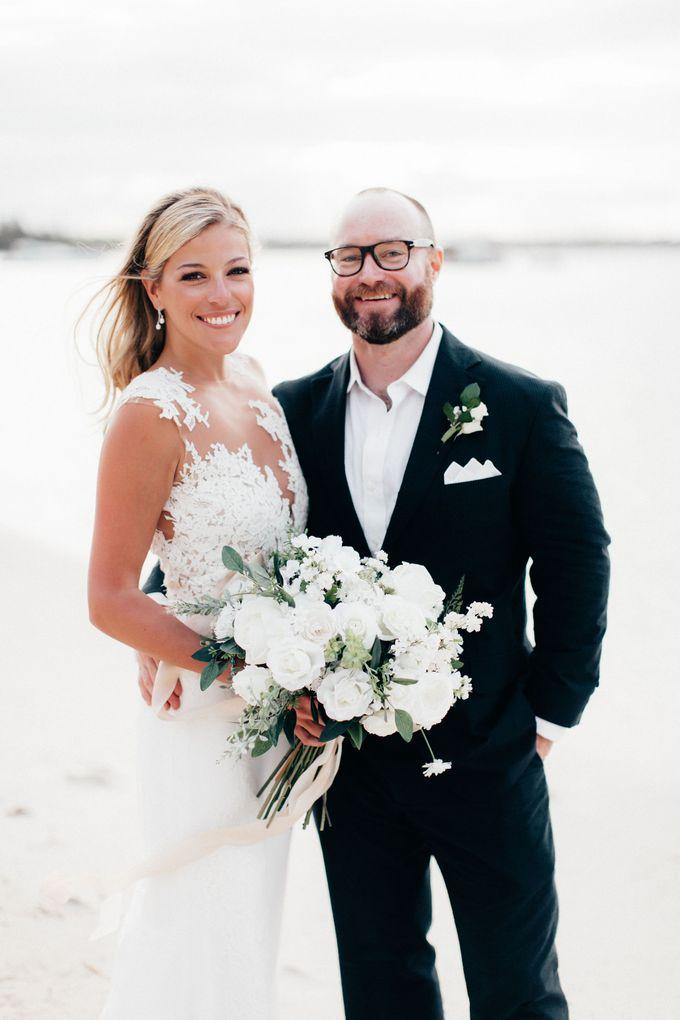 Amanda & Scottie Destination Wedding Punta Cana by Jennifer C  Wedding & Event Agency - 027