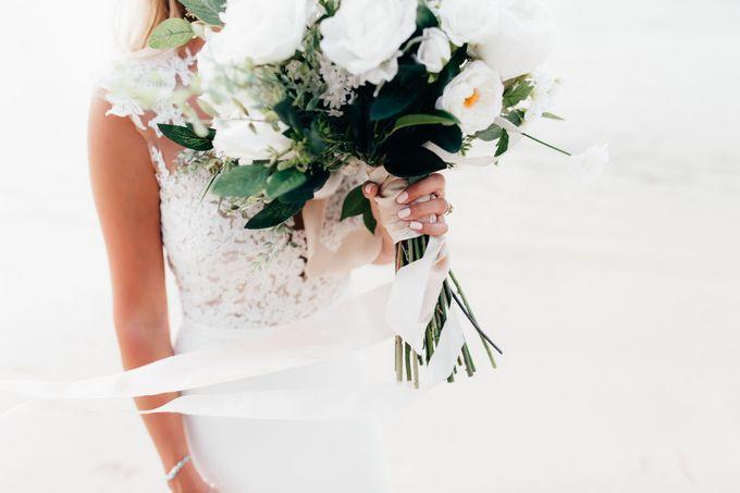 Amanda & Scottie Destination Wedding Punta Cana by Jennifer C  Wedding & Event Agency - 028