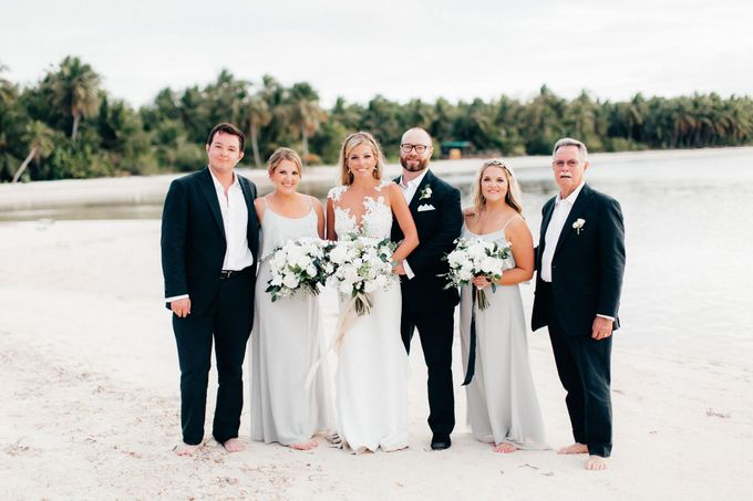 Amanda & Scottie Destination Wedding Punta Cana by Jennifer C  Wedding & Event Agency - 030