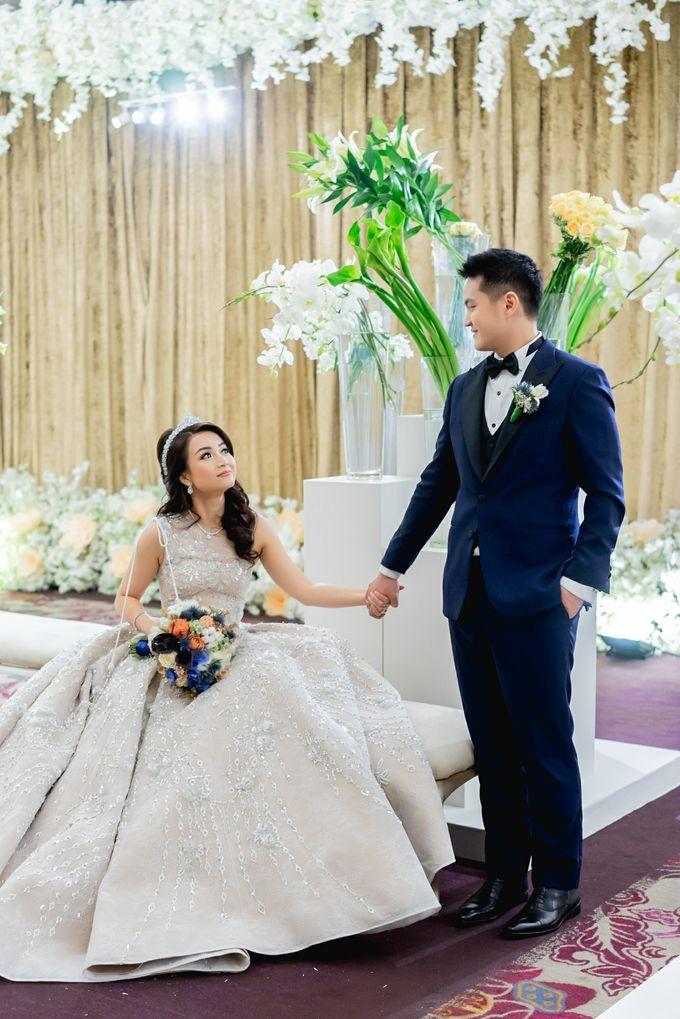 Aswin & Dian by One Heart Wedding - 002