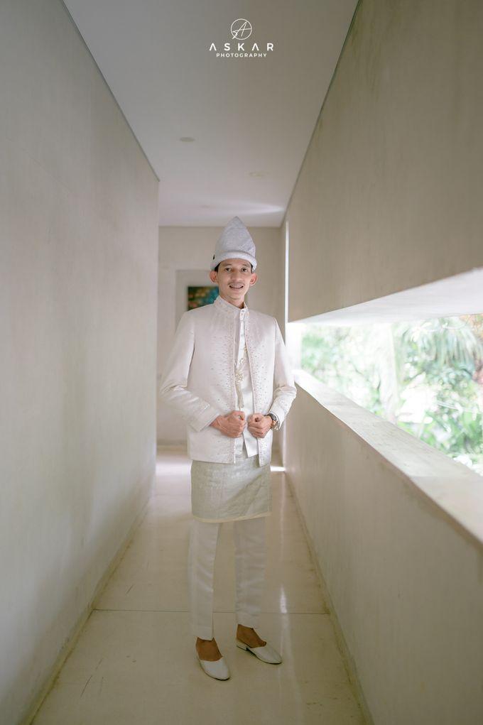 Akad Nikah Mayang & Iqram by Azila Villa - 024