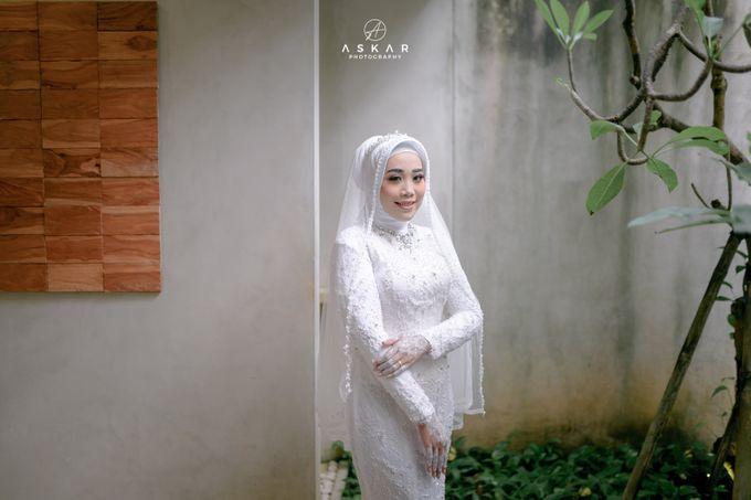 Akad Nikah Mayang & Iqram by Azila Villa - 025