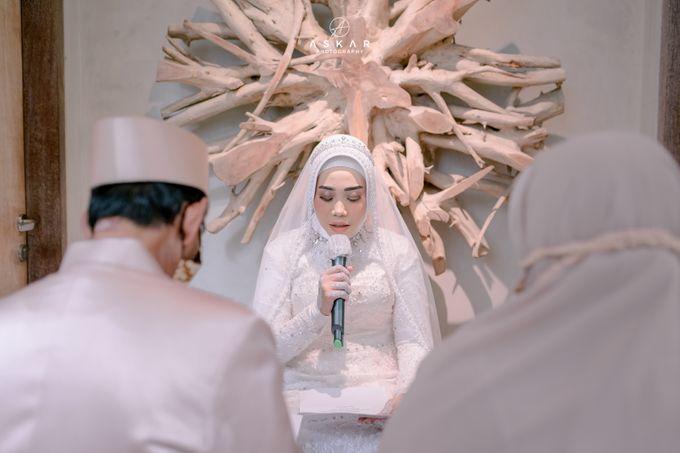 Akad Nikah Mayang & Iqram by Azila Villa - 014