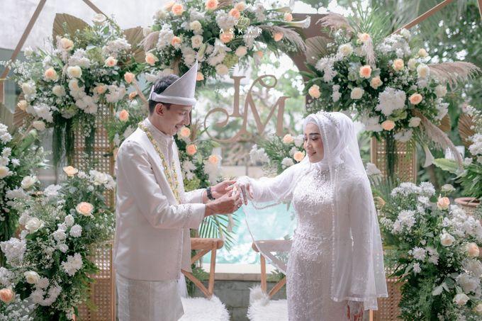 Akad Nikah Mayang & Iqram by Azila Villa - 016