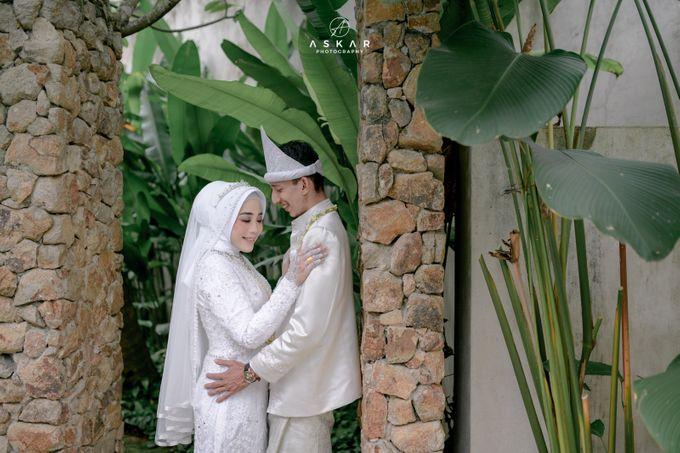 Akad Nikah Mayang & Iqram by Azila Villa - 023