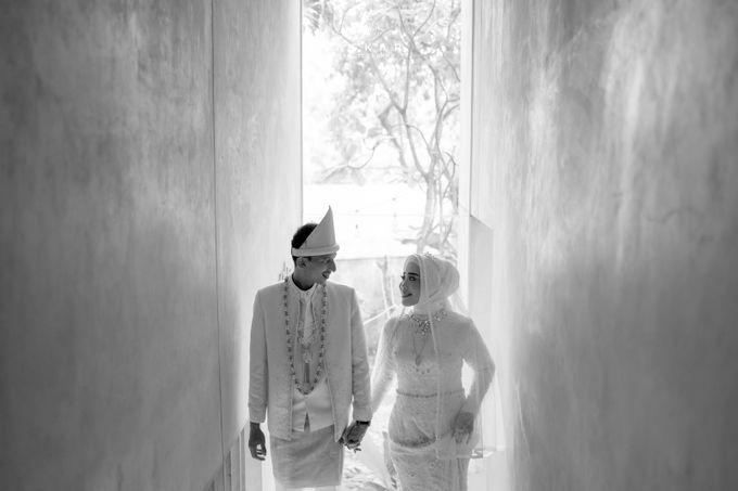 Akad Nikah Mayang & Iqram by Azila Villa - 022