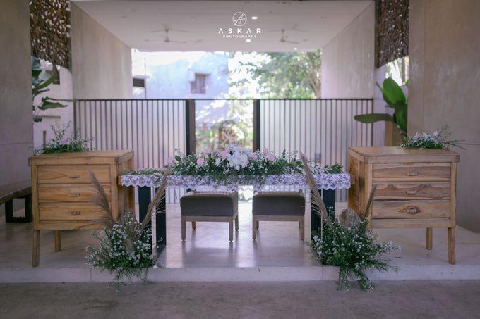 Wedding Nafisya & Fauzan by Azila Villa - 003