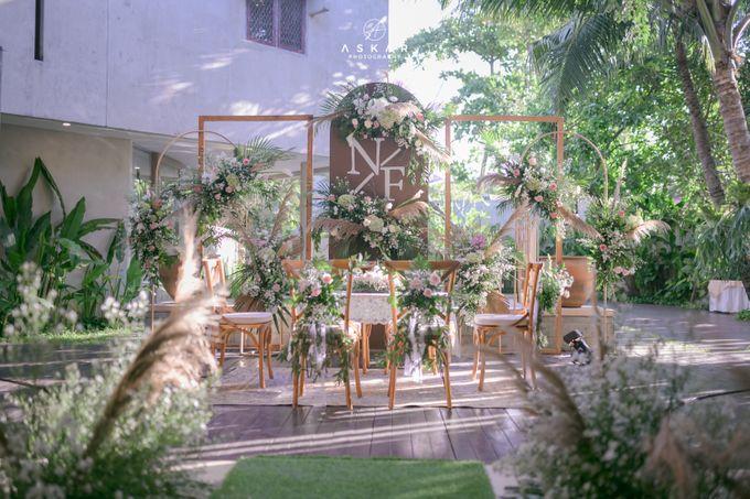 Wedding Nafisya & Fauzan by Azila Villa - 007