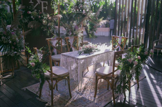 Wedding Nafisya & Fauzan by Azila Villa - 008