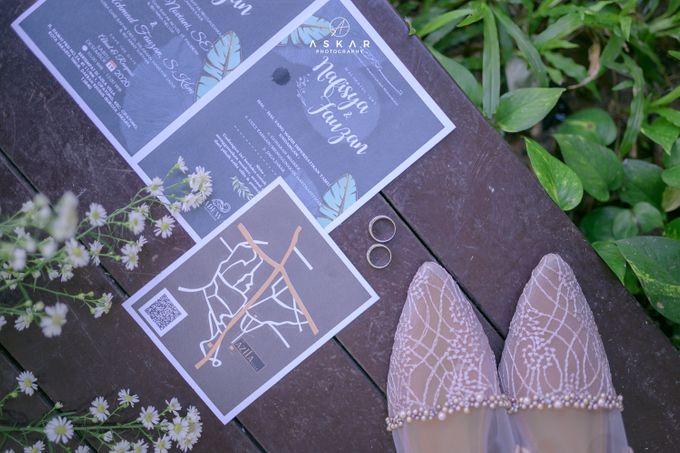 Wedding Nafisya & Fauzan by Azila Villa - 002