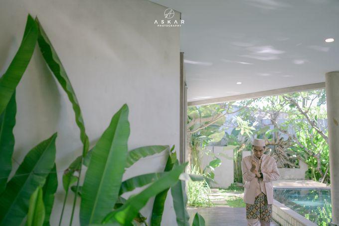 Wedding Nafisya & Fauzan by Azila Villa - 013