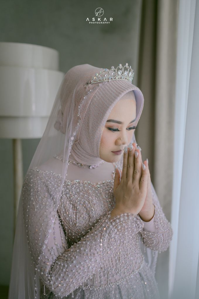Wedding Nafisya & Fauzan by Azila Villa - 012