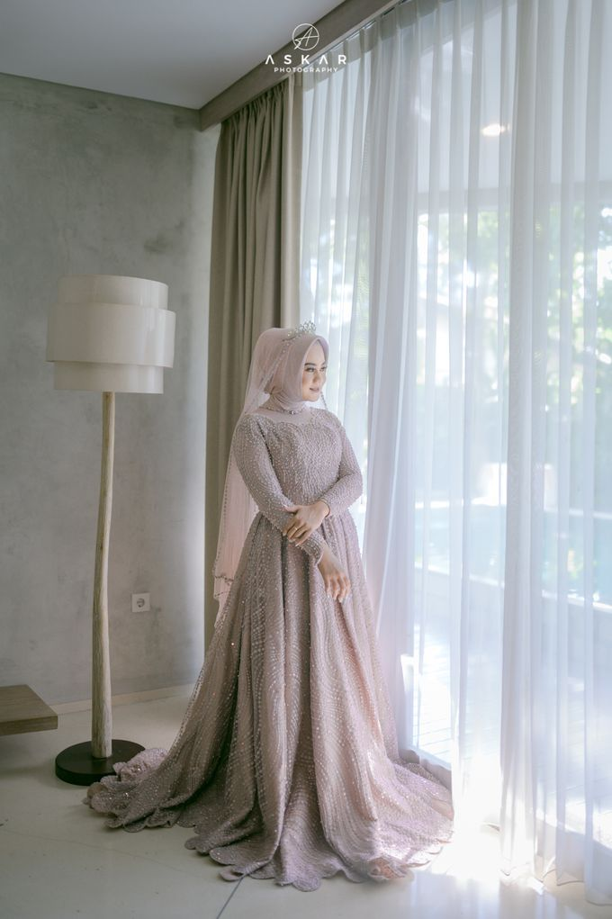 Wedding Nafisya & Fauzan by Azila Villa - 011