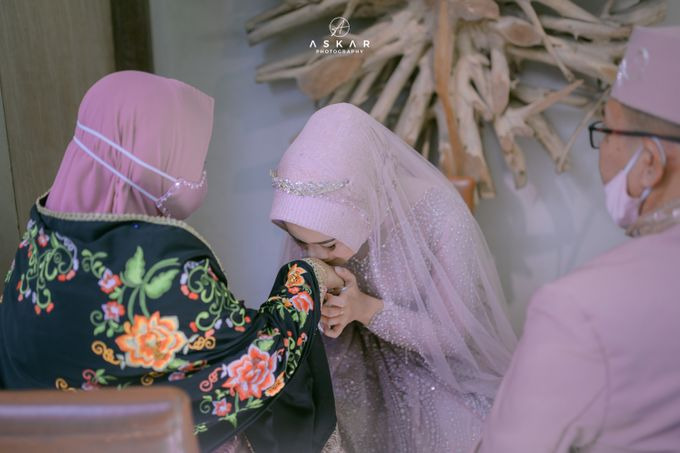 Wedding Nafisya & Fauzan by Azila Villa - 017
