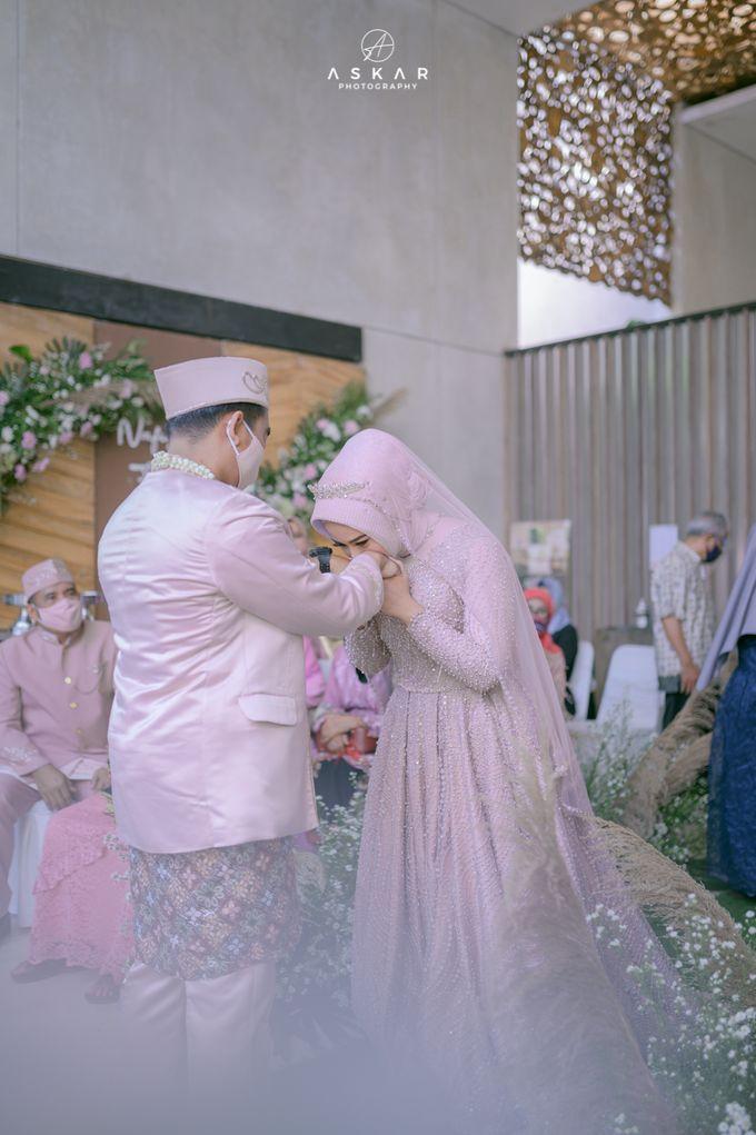 Wedding Nafisya & Fauzan by Azila Villa - 019