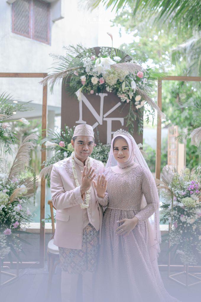 Wedding Nafisya & Fauzan by Azila Villa - 021
