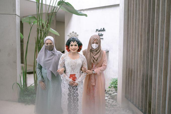 Akad Nikah Dhika & Wulan by Azila Villa - 012