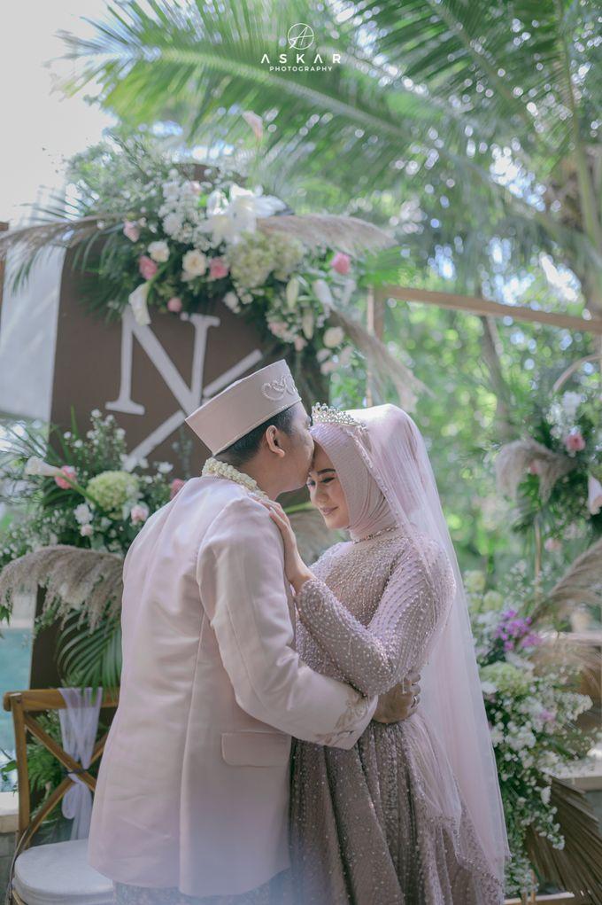 Wedding Nafisya & Fauzan by Azila Villa - 025