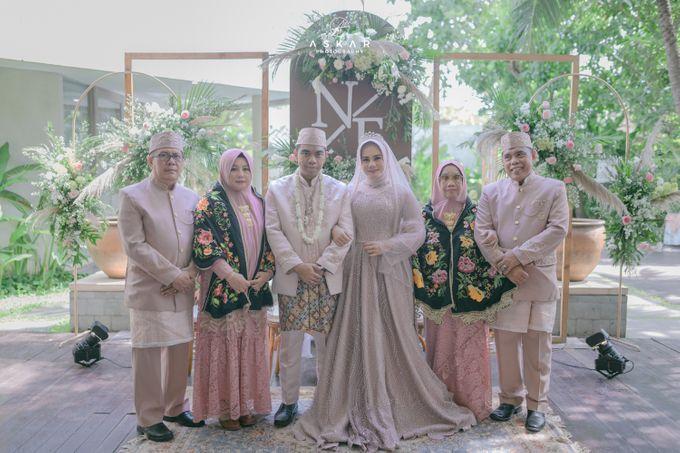 Wedding Nafisya & Fauzan by Azila Villa - 023