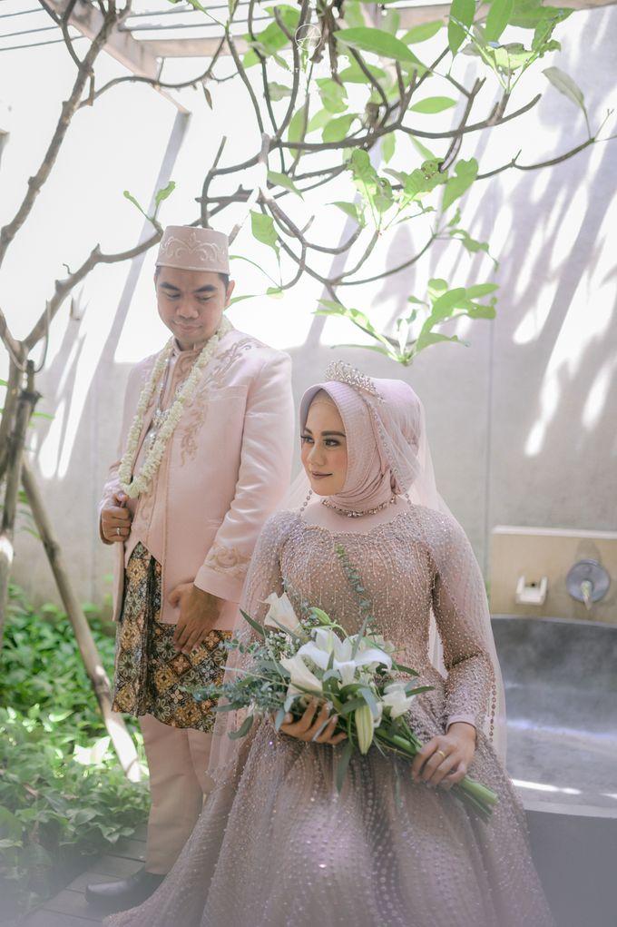 Wedding Nafisya & Fauzan by Azila Villa - 029