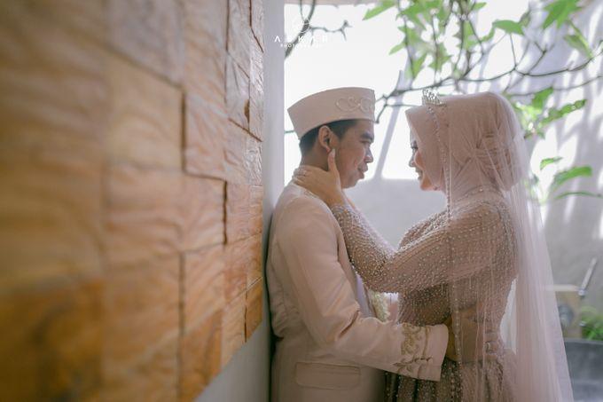 Wedding Nafisya & Fauzan by Azila Villa - 028