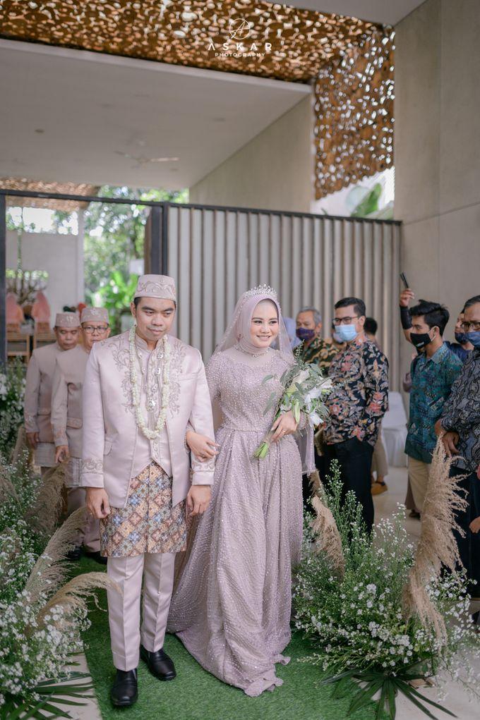 Wedding Nafisya & Fauzan by Azila Villa - 026