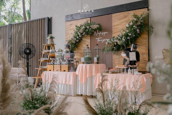 Wedding Nafisya & Fauzan by Azila Villa - 006