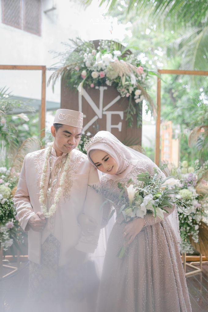 Wedding Nafisya & Fauzan by Azila Villa - 024