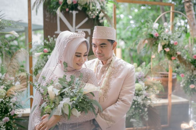Wedding Nafisya & Fauzan by Azila Villa - 001