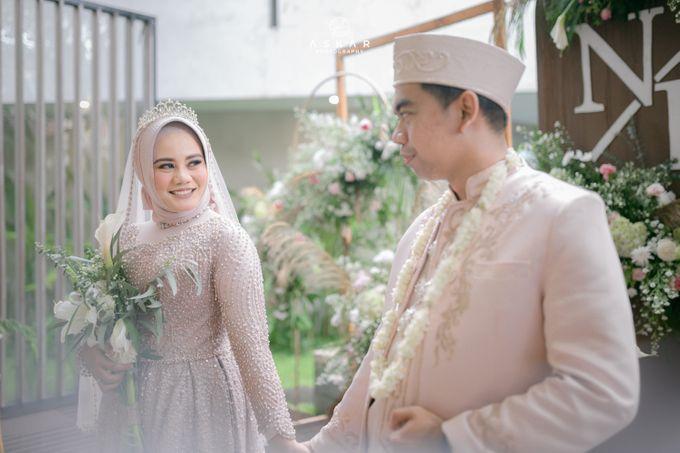Wedding Nafisya & Fauzan by Azila Villa - 027