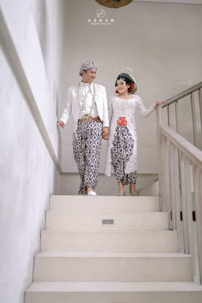 Akad Nikah Dhika & Wulan by Azila Villa - 022
